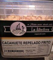 Cacahuate repelado frito - Producto - es