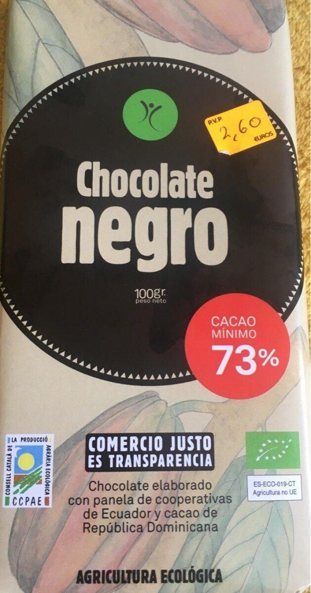 Chocolates negro - Product - es