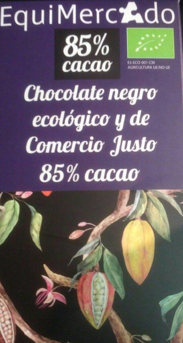 Chocolate negro - Product - es