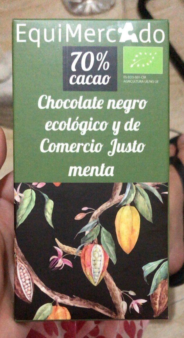 Chocolate negro ecologico - Product - es