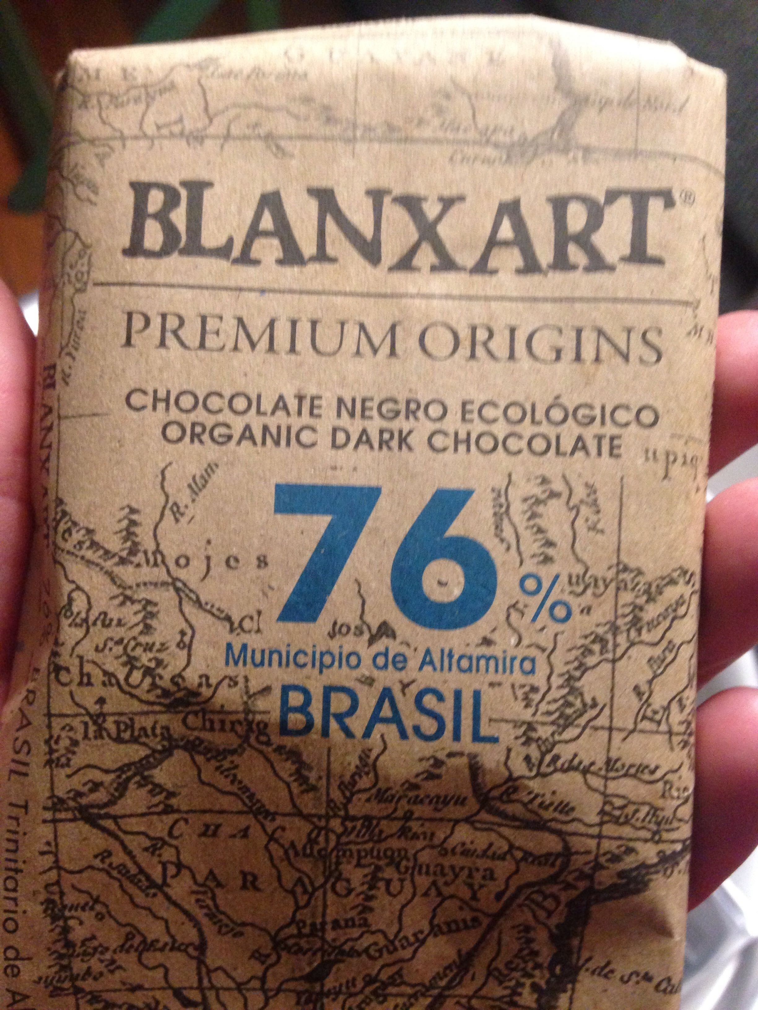 Chocolate negro ecologico - Product