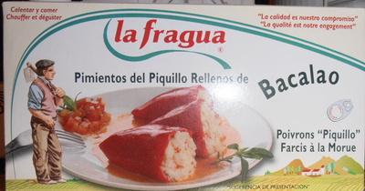 Poivron farci La Fragua - Producte