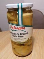 Corazones de alcachofa. Mitades primera - Product - es
