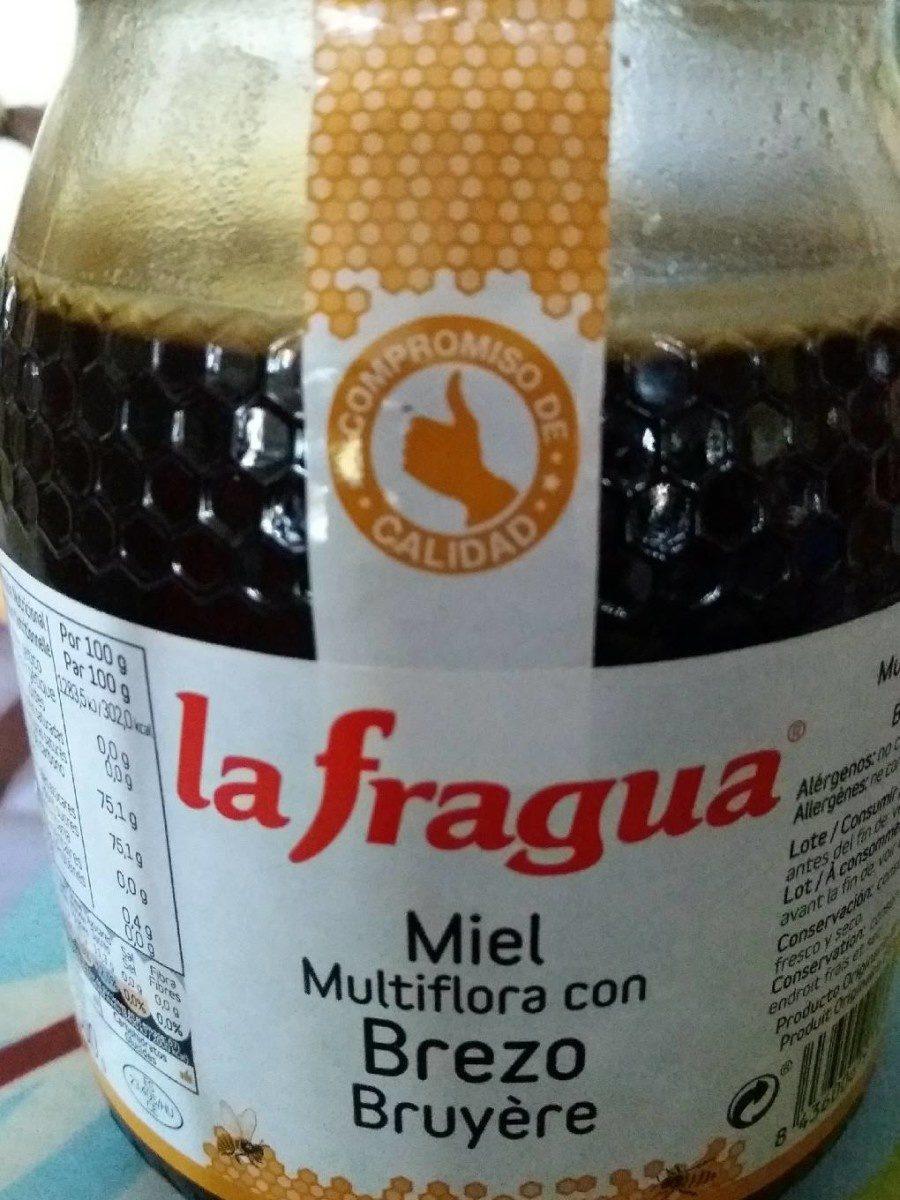 Miel de bruyere - Product - fr