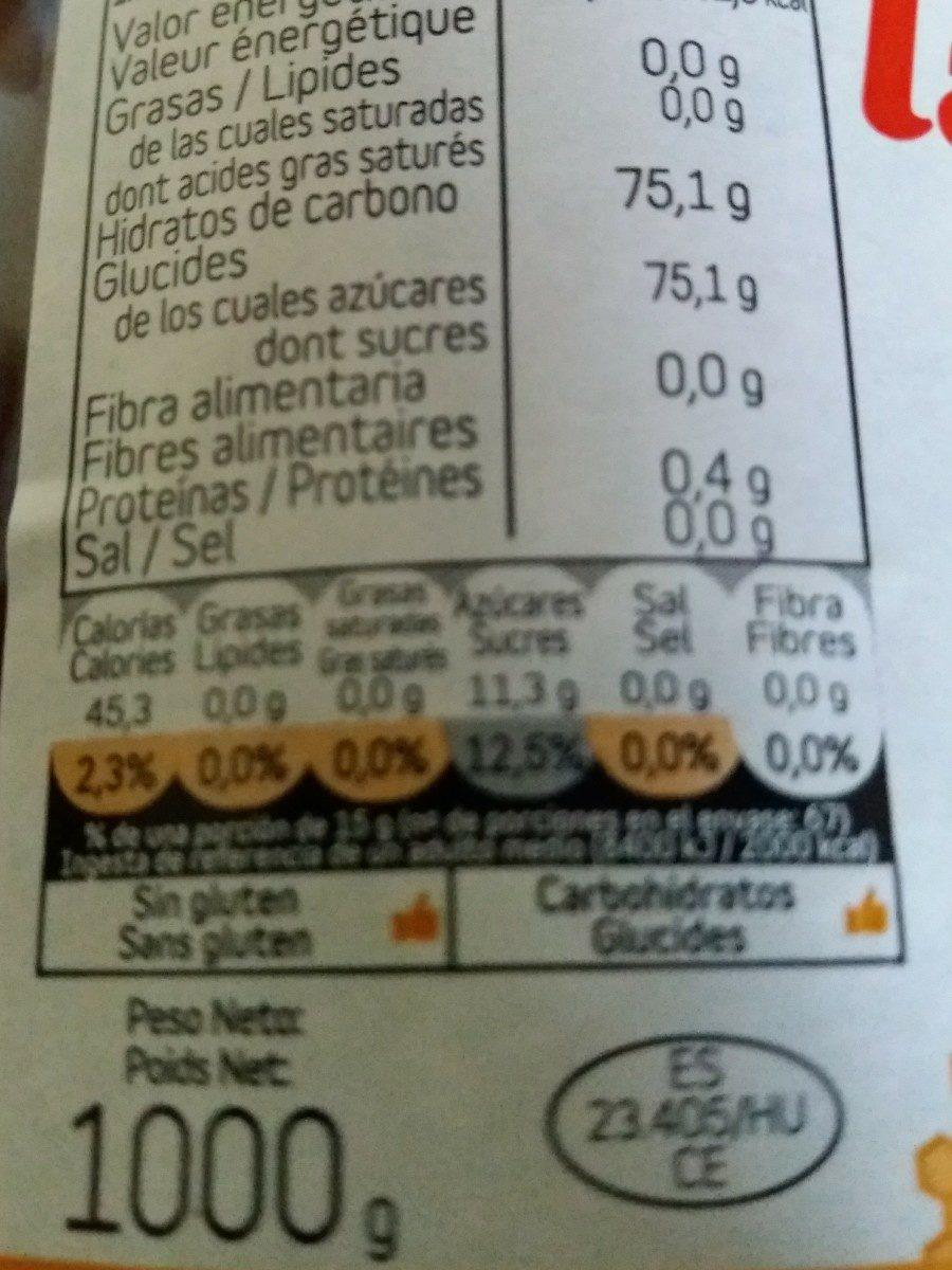 Miel de bruyere - Ingredients - fr