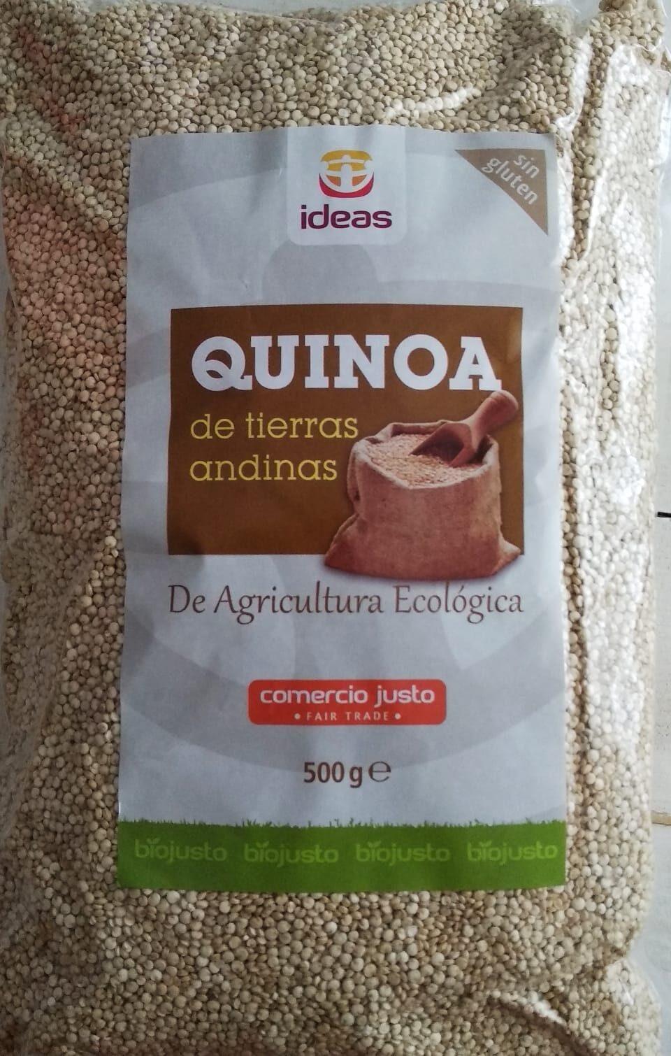 Quinoa - Product - es