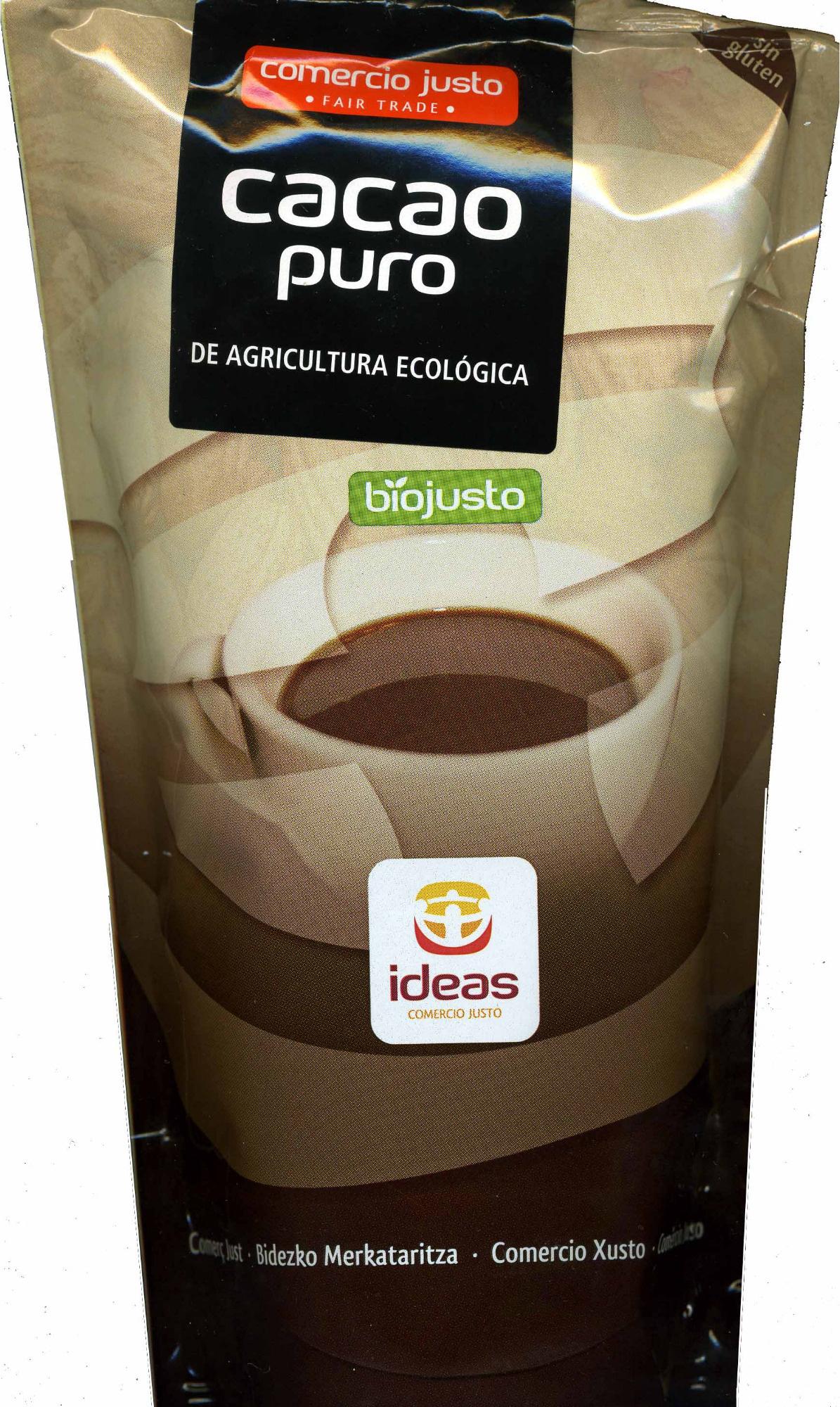 Cacao puro en polvo - Produit - es