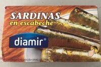 Sardinas en escabeche - Producte - es