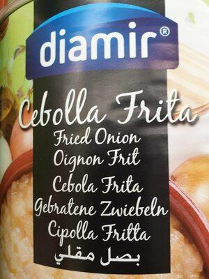 Cebolla frita - Producto