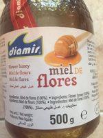 Miel Flores - Producto