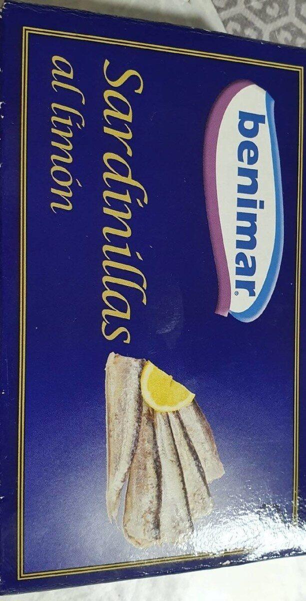 sardinillas al limon - Product - es