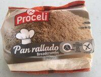 Pan Rallado - Product