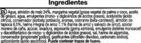 Pan de molde sin gluten - Ingredientes - es