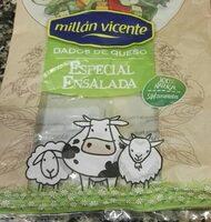 Dados de queso especial ensalada - Product