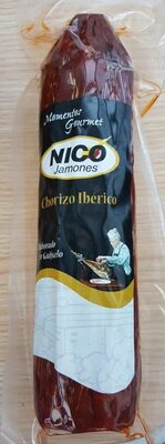 Chorizo iberico - Product - es