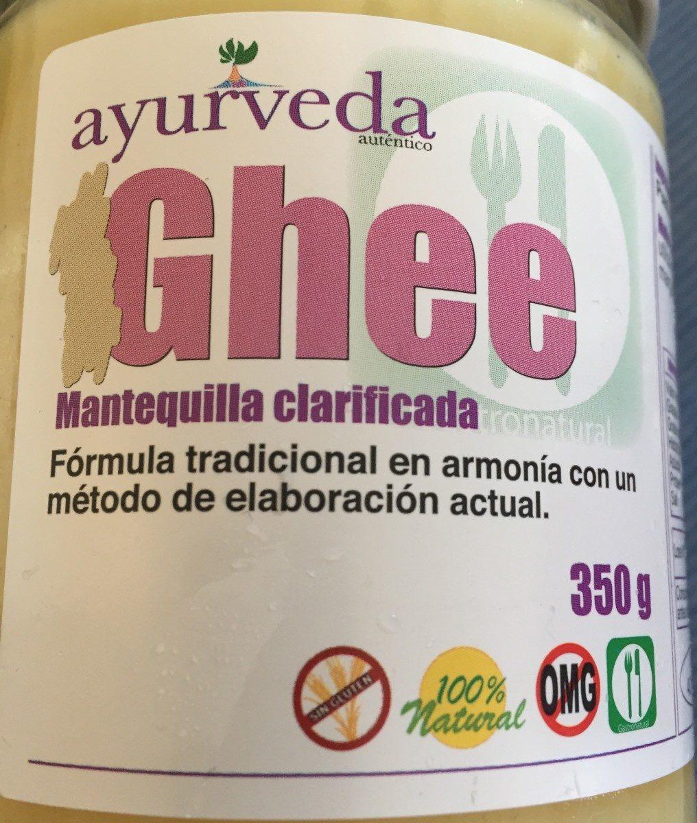 Ghee - Producto