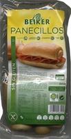 Panecillos sin gluten - Producto