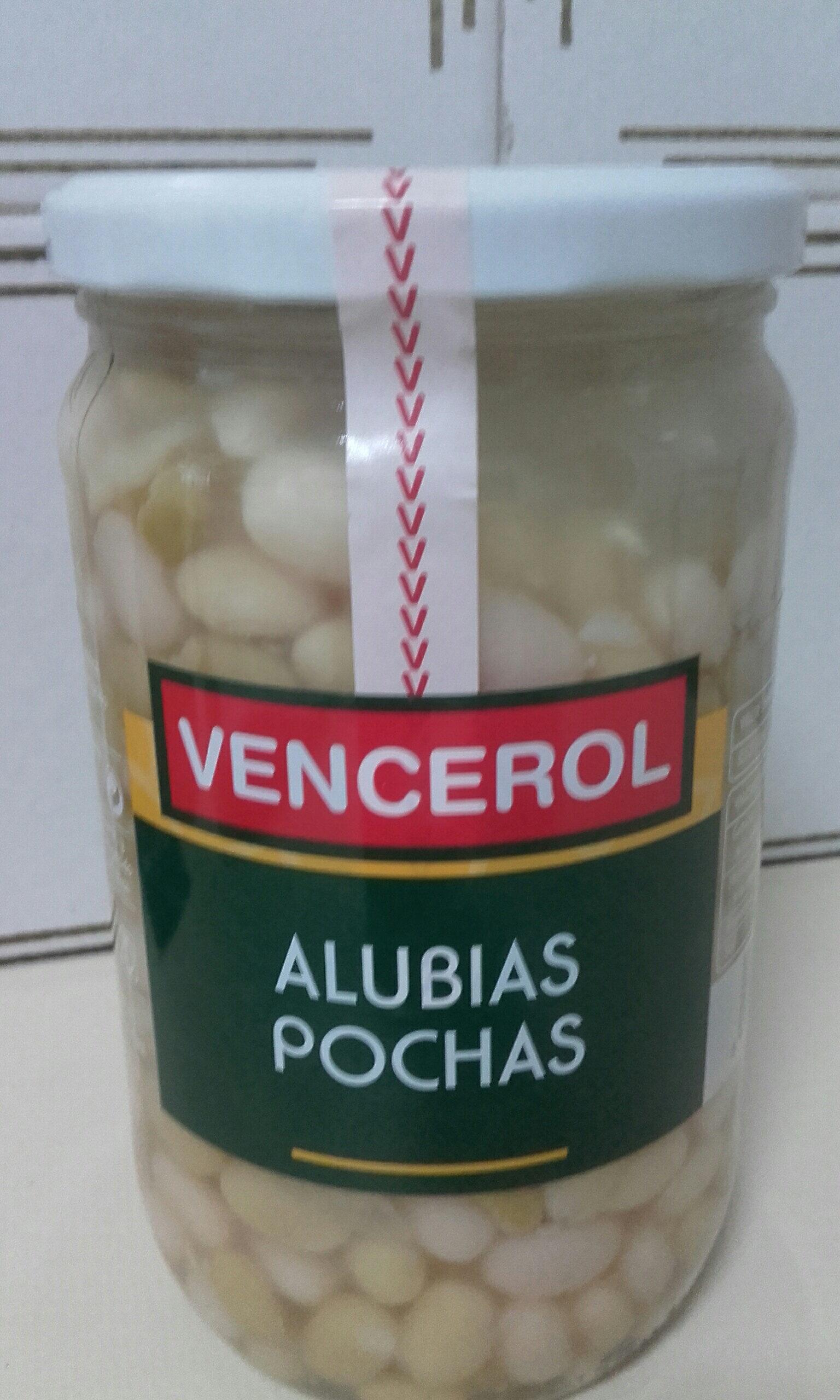Alubias pochas - Product