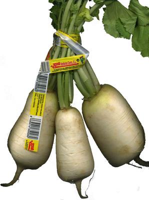 "Nabos blancos ""VC Verduras Curro"" - Producte"