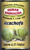 Alcachofas enteras en conserva 6/8 frutos - Product