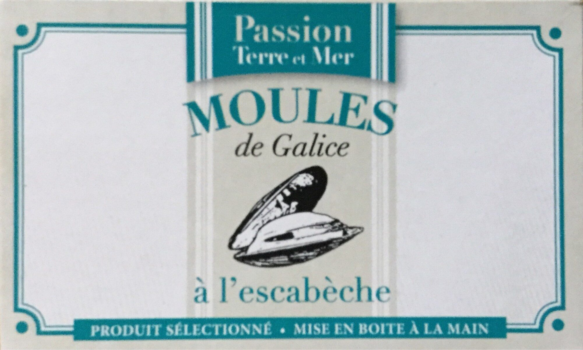 Moules de Galice à l'escabèche - Product - fr