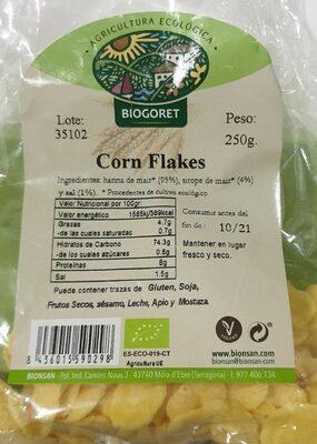 Corn Flakes - Produit - es