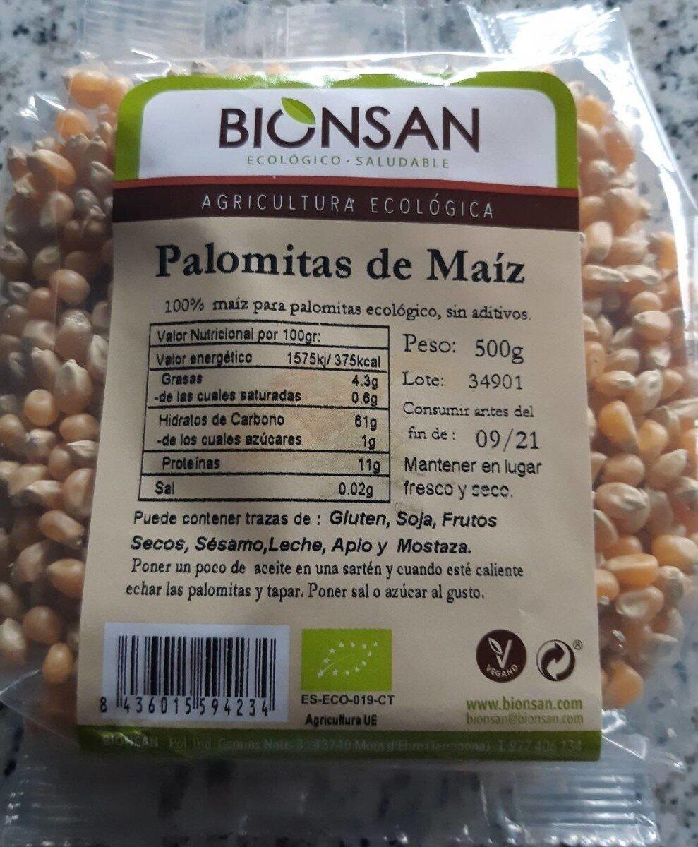 Maiz para Palomitas - Produit - es