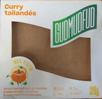 Curry tailandés - Producto