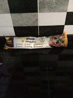 Masa de pizza sin gluten - Product