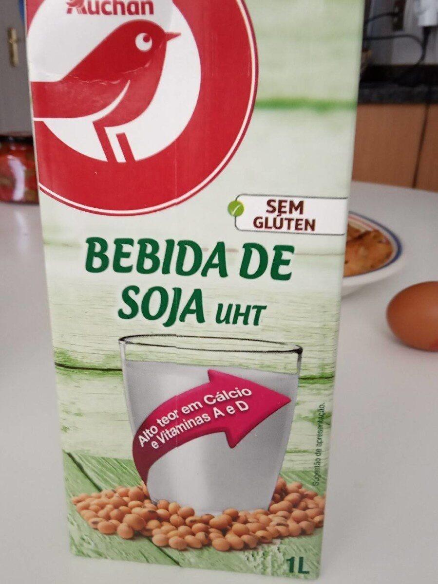 Bebida de soja uht - Product - es