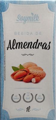 Bebida De Almendras Uht - Product
