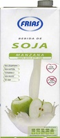 Bebida de soja con zumo de manzana - Product
