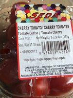 Cherry tomato - Producto - fr