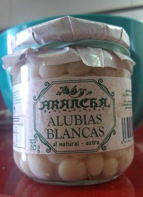Alubias Blancas - Producte