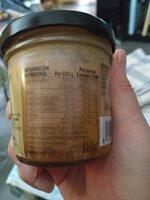 Flan de café - Información nutricional