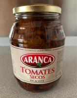 Tomates Secos en Aceite - Producte