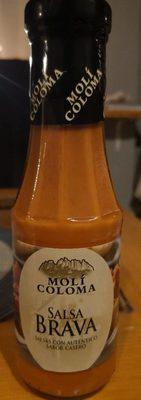Salsa Brava - Producte
