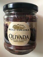 Olivada - Salsas con autentico sabor casero - Producto