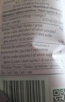 San Nicasio Potato Chips Evo 40G - Ingredients - fr