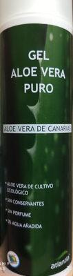 Aloe Vera en gel - Producto - es