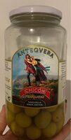 Aceitunas manzanilla sabor anchoa - Product - es