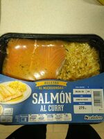 Salmón al curry - Producte - es