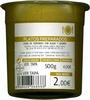 Crema de verduras con algas y quinoa - Produit