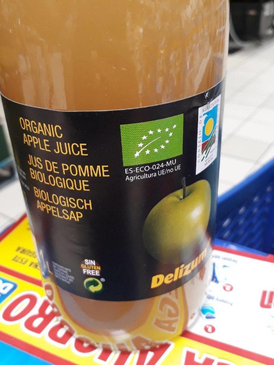 Jus de pomme biologique - Producto