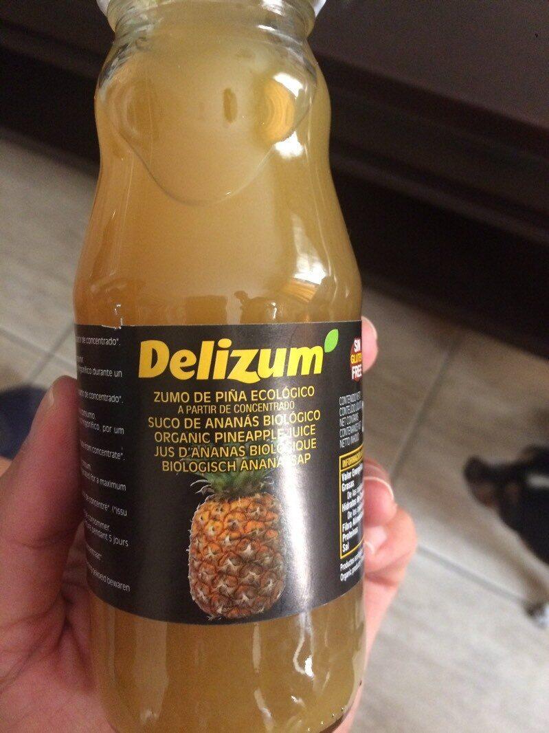 Zumo concentrado de piña sin gluten - Product