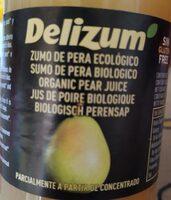 Zumo de pera - Product