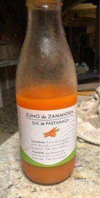 Zumo de zanahoria - Produit