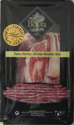 Paleta Ibérica 100 g de Bellota - Producte - es