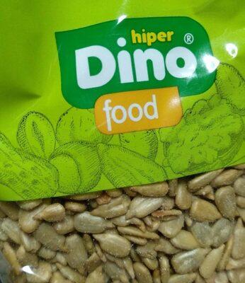Pipas de girasol Dino