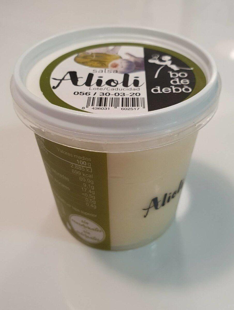 All i Oli - Producto - es